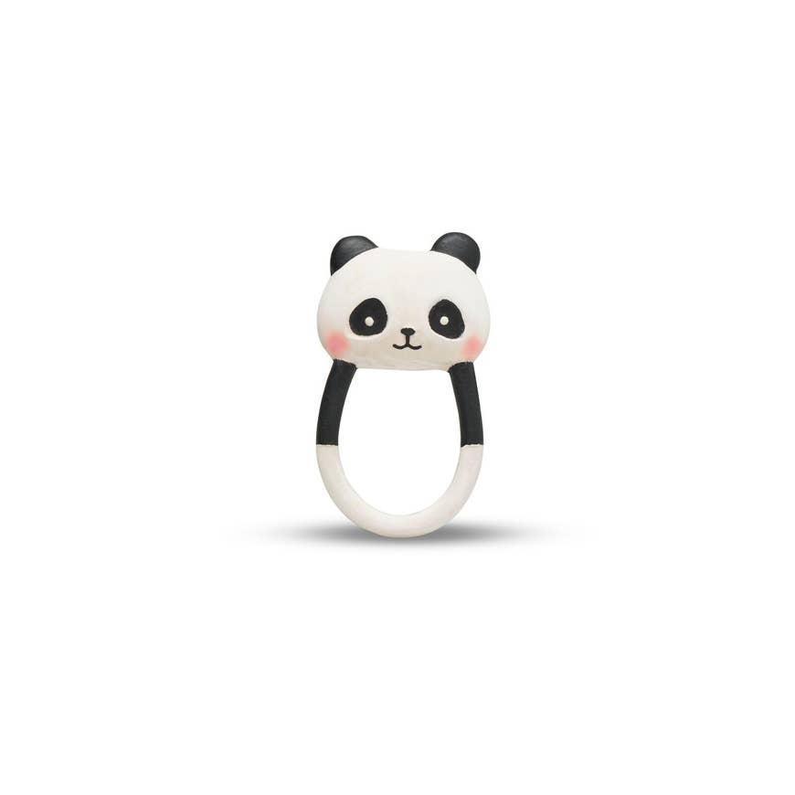 Kori the Panda Rubber Teething Toy