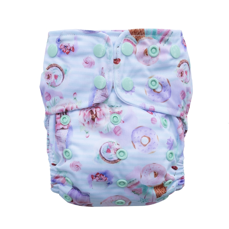 Lighthouse AIO Diaper - Sweet Treats