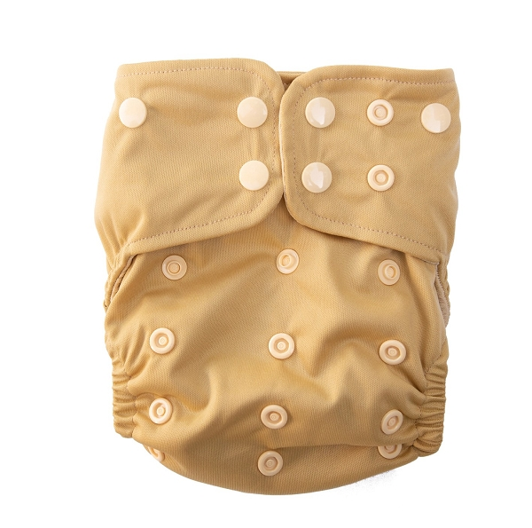 Lighthouse Signature AIO Diaper | Buttercup