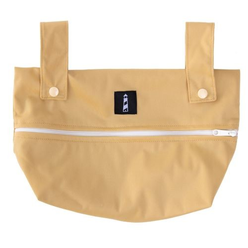 Lighthouse Small Wet Bag | Buttercup