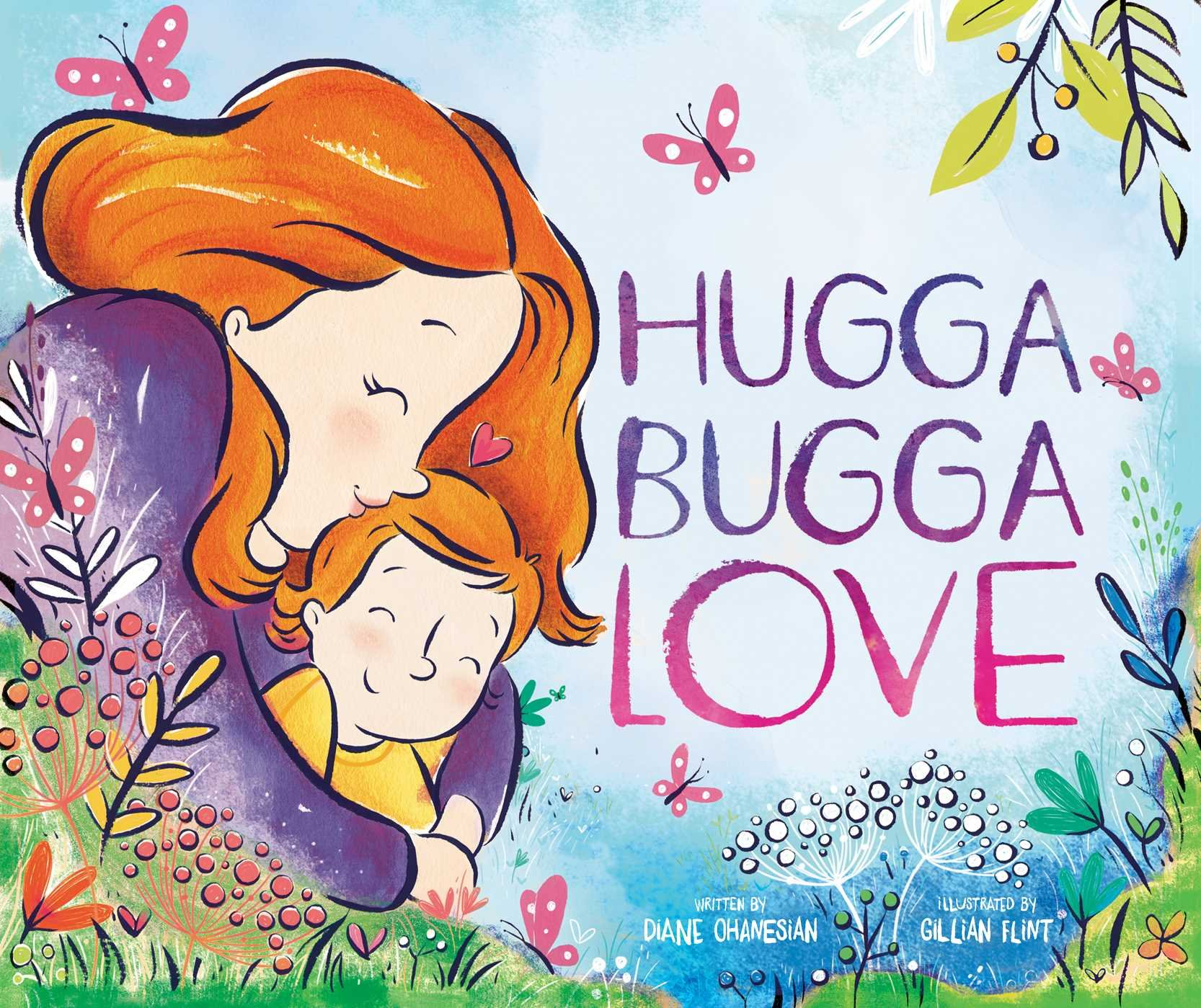 Hugga Bugga Love board book