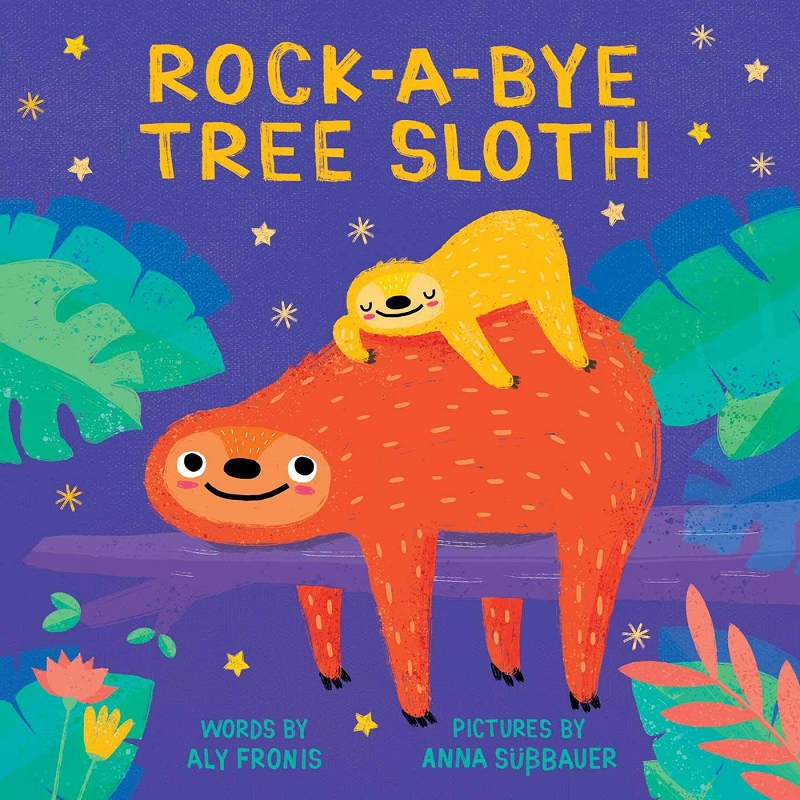 Rock-a-Bye Tree Sloth book
