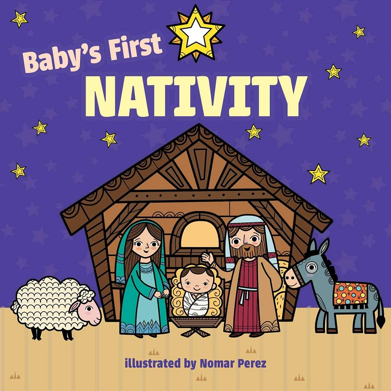 Baby's First Nativity