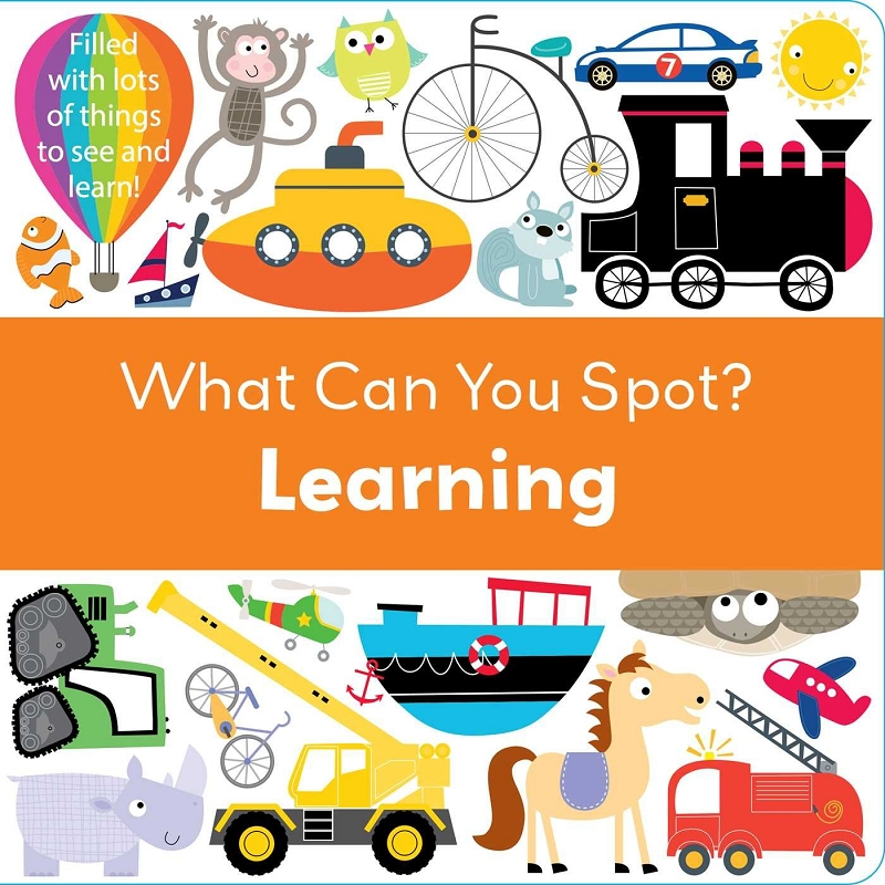 What Can You Spot? Learning