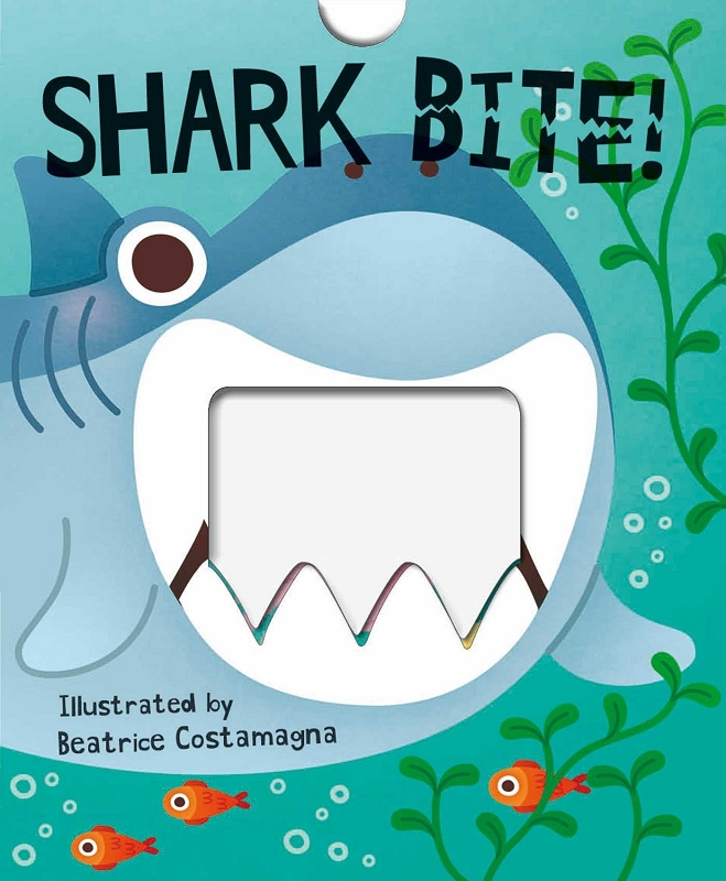 Shark Bite book