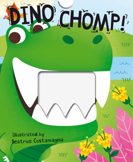 Dino Chomp book