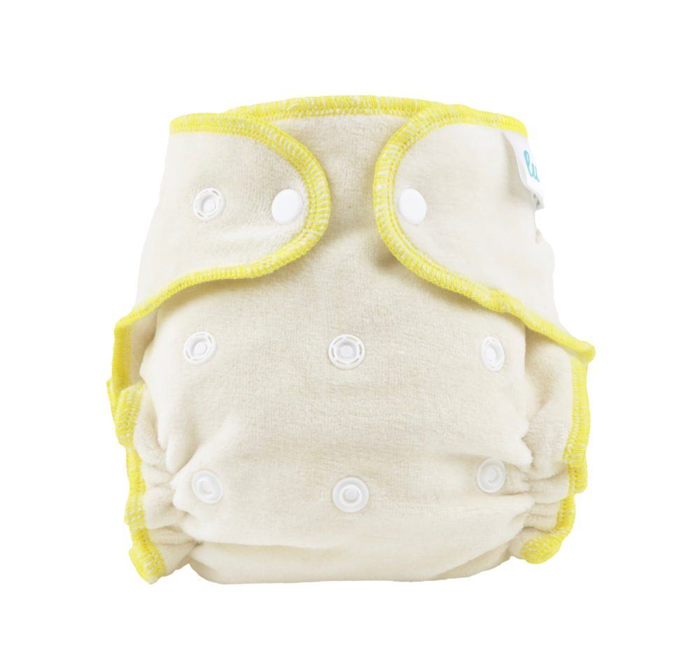 Luludew Fitted Diaper | Size 3