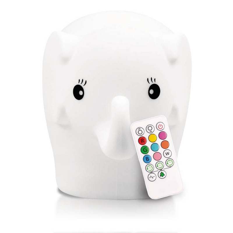 LumiPets LED Night Light | Elephant