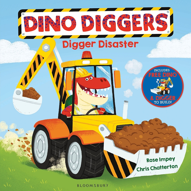Dino Diggers: Diger Disaster book