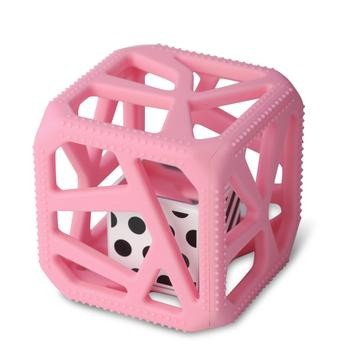 Chew Cube | Pink