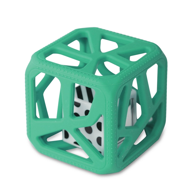 Chew Cube | Turquoise