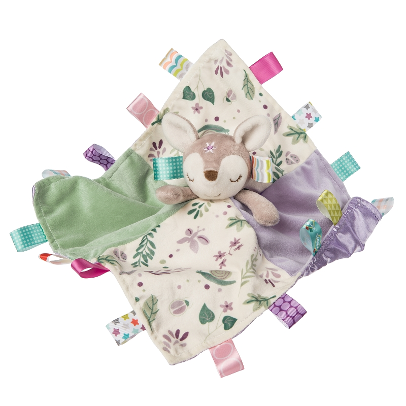 Taggies Character Blanket | Flora Fawn