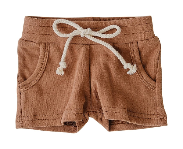 Cotton Pocket Shorts | Honey