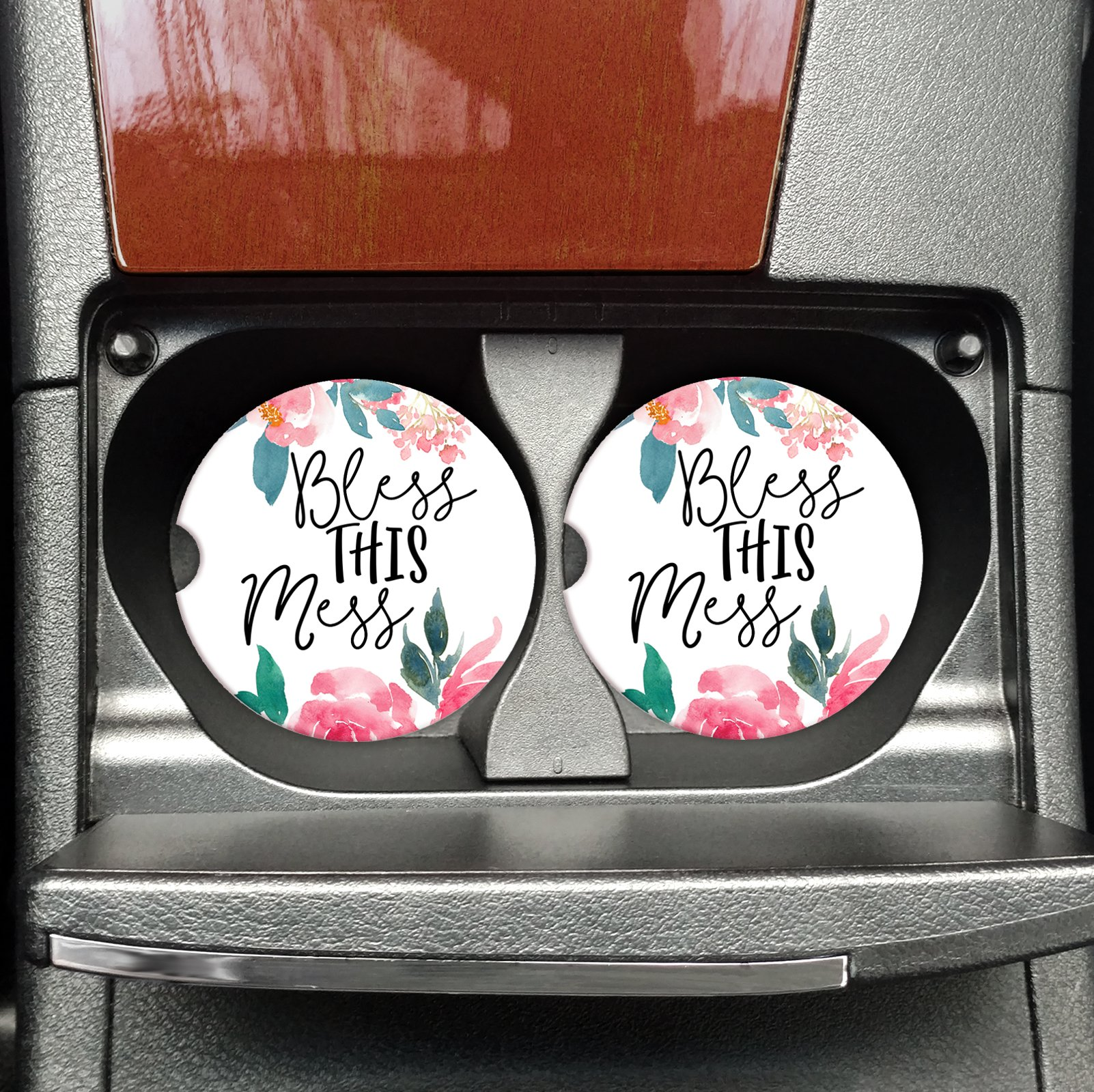 Car Coasters | Bless this Mess
