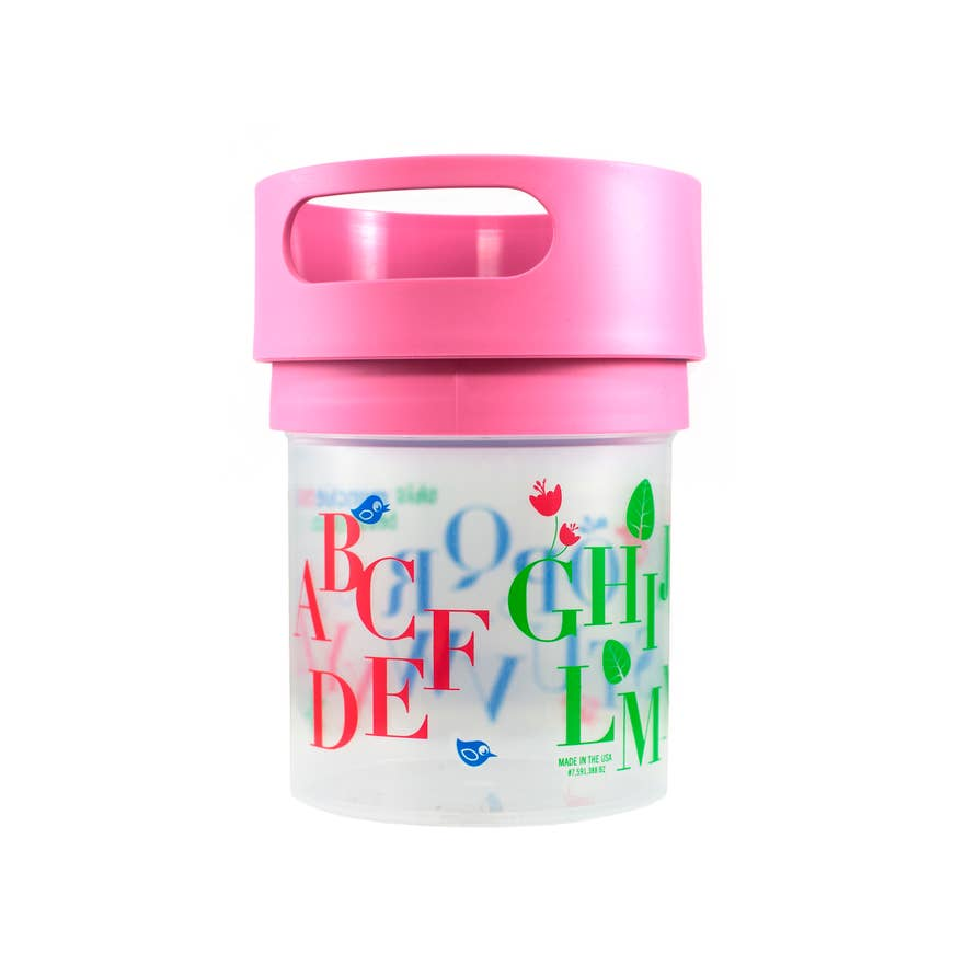 Munchie Mug 16 oz | Pink