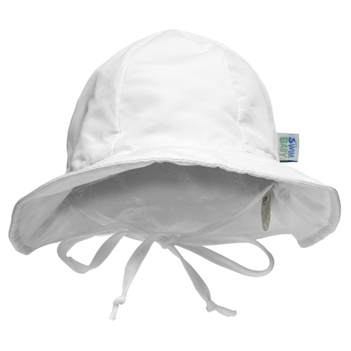 Reversible Sun Hat | White