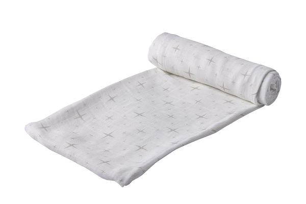 Bamboo Muslin Swaddle | Northern Star