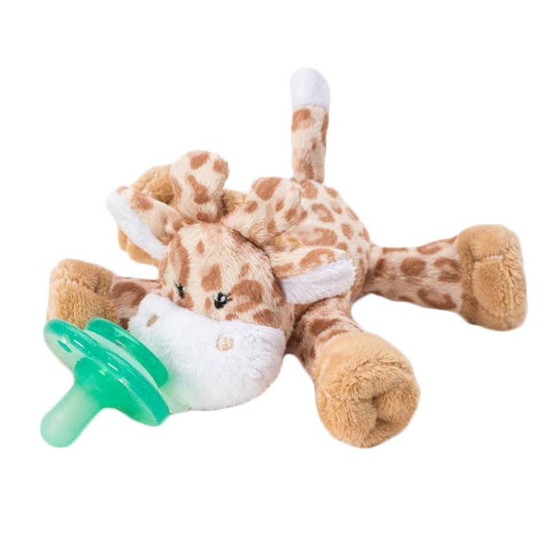 Paci-Plushies Buddies | Georgie Giraffe