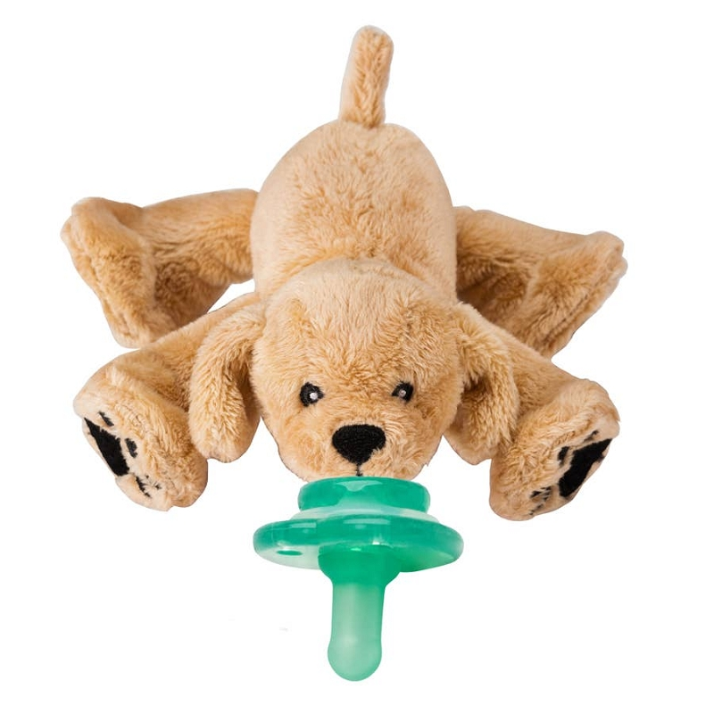 Paci-Plushies Buddies | Rufus Retriever