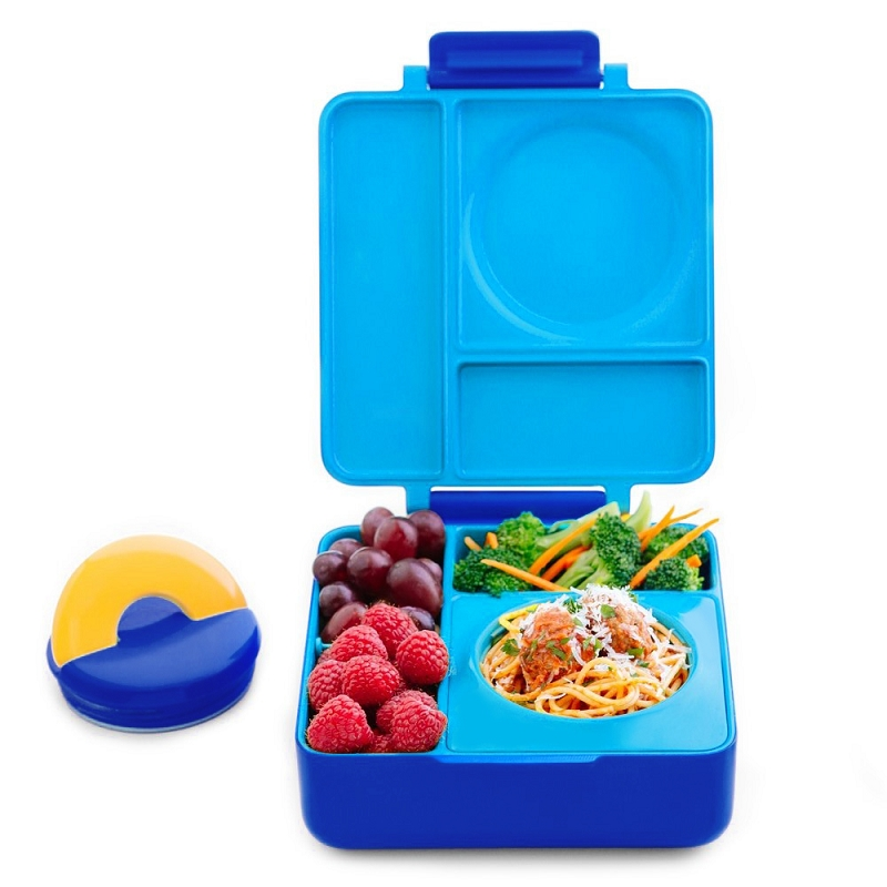 Omiebox Hot & Cold Bento box | Blue Sky