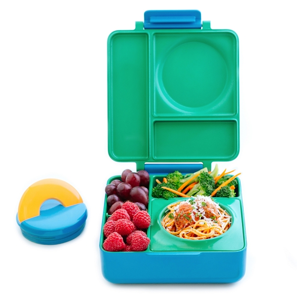 Omiebox Hot & Cold Bento box | Meadow