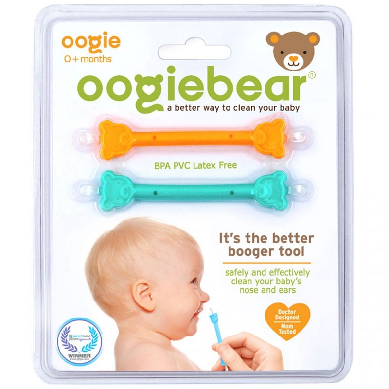 oogiebear 2 pack | orange & blue