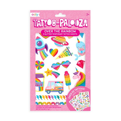 Tattoo-Palooza | Over the Rainbow