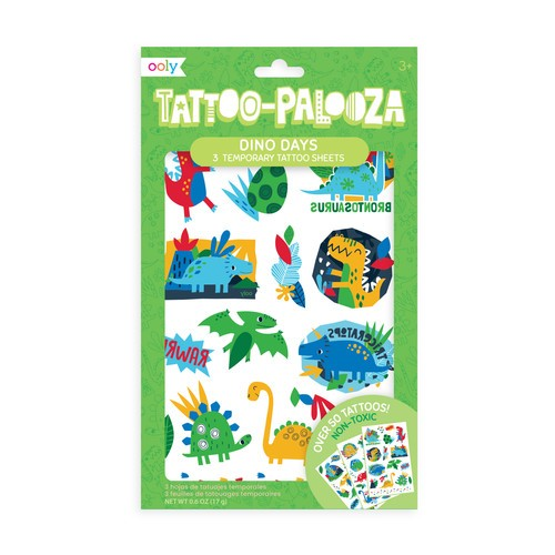 Tattoo-Palooza | Dino Days