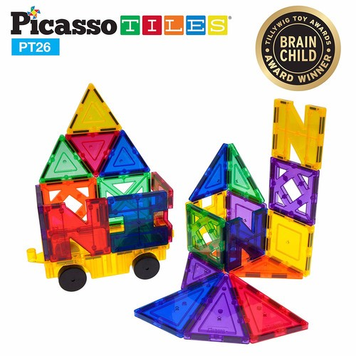 Picasso Tiles Inspirational Se
