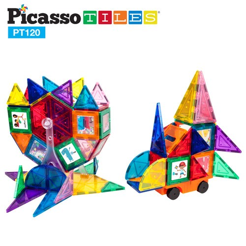 Picasso Tiles Amusement Set