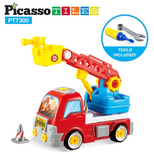 Constructable Fire Truck
