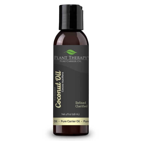 Fractionated Coconut Carrier Oil | 4 oz