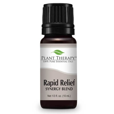 PT Rapid Relief Blend | 10ml