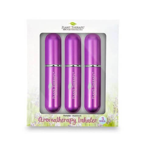 Aromatherapy Inhalers - Pack of 3
