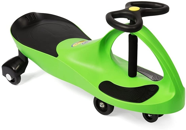 Plasma Car | Lime Green