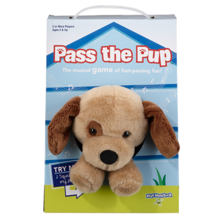 Pass the Pup Game