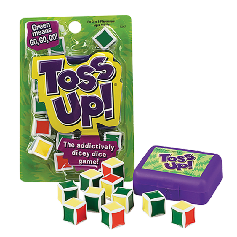 Toss Up! game