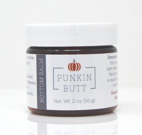Punkin Butt Bottom Balm | 2 oz