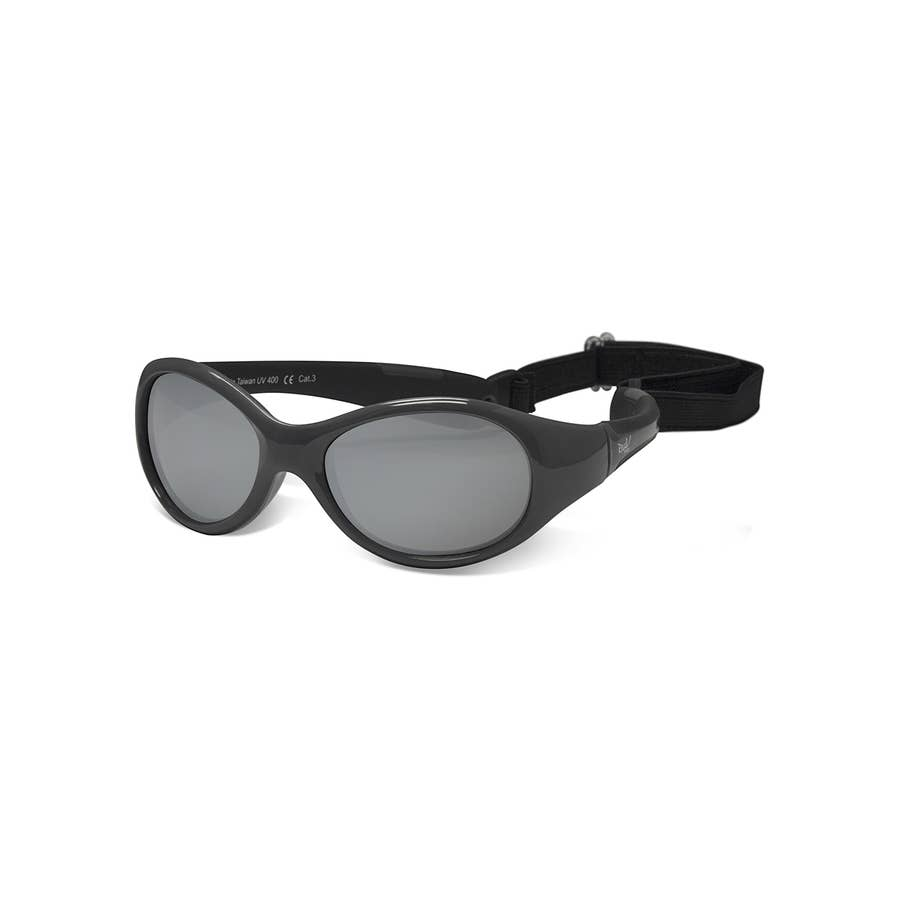 Explorer Sunglasses for Babies | Graphite/Black