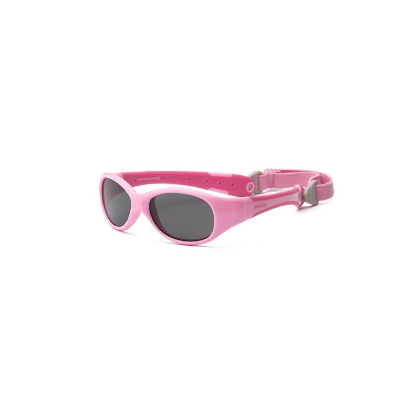 Explorer Sunglasses for Toddlers | Pink/Hot Pink