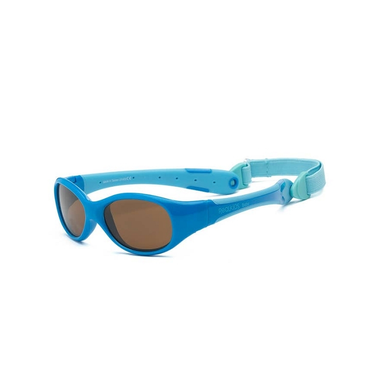 Explorer Sunglasses for Toddlers | Blue/Light Blue