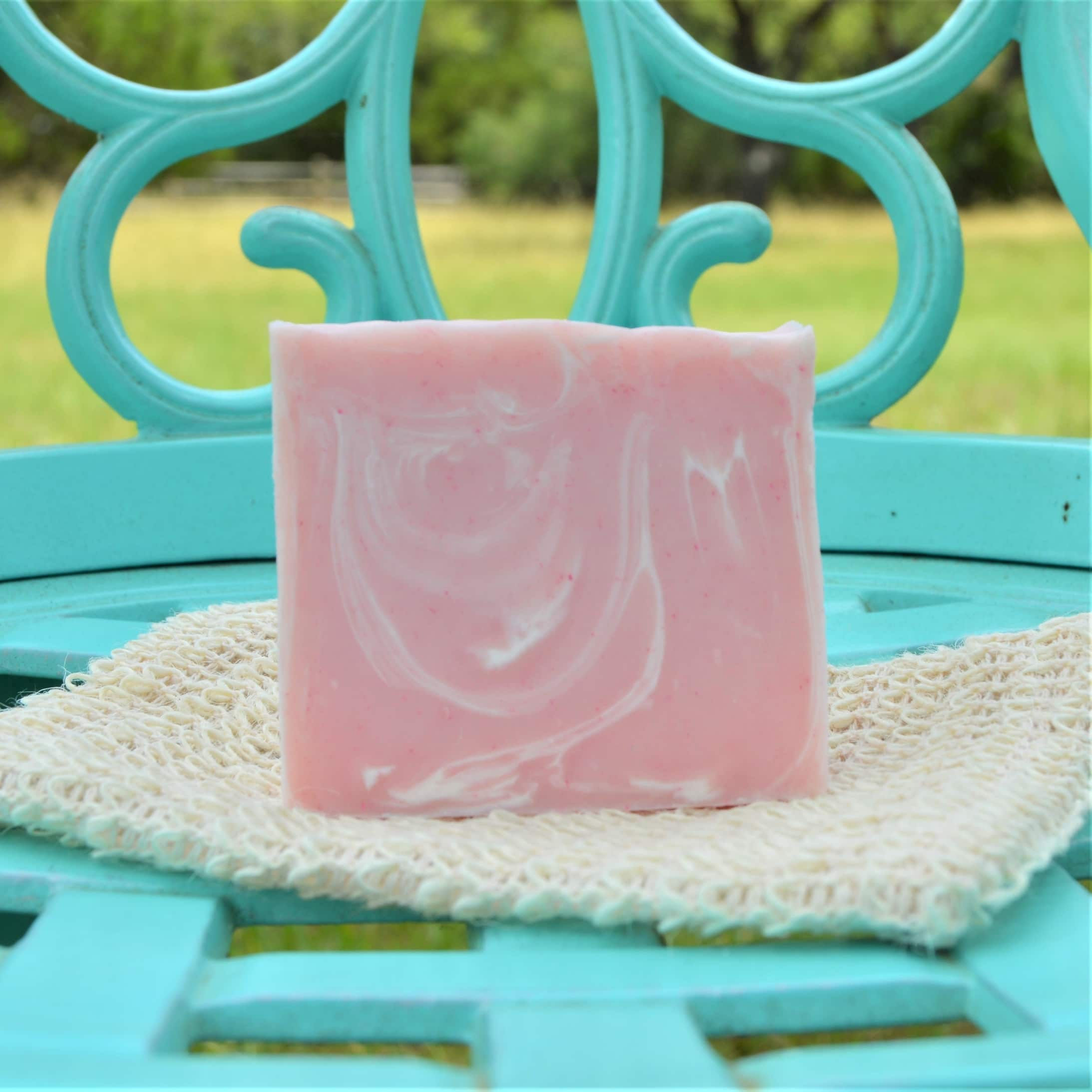 Goat Milk Soap | Rose Quartz