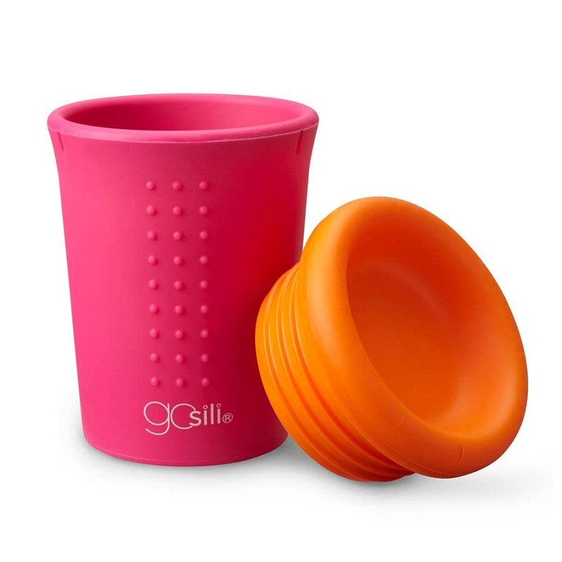 OH! 360 Cup 12 oz | Pink/Orange