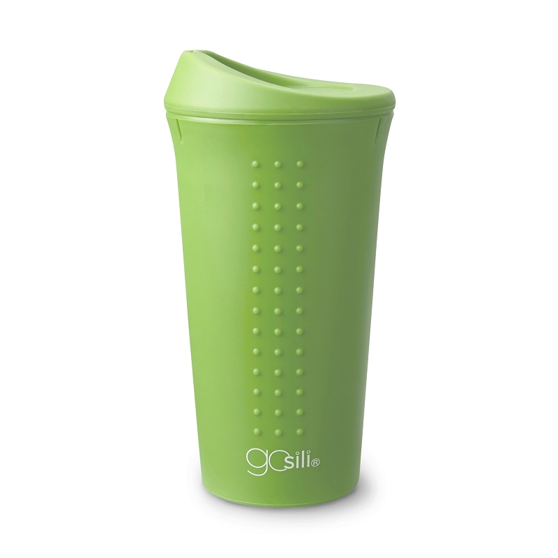 Silicone To-Go Cup 16 oz | Lime