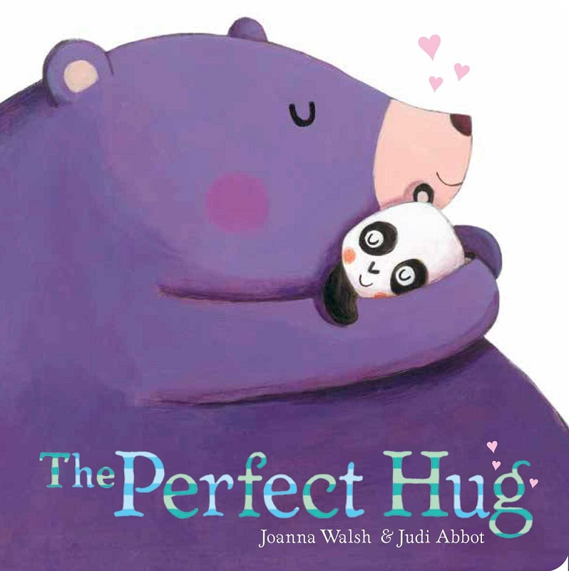 The Perfect Hug board book