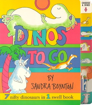 Dinos to Go book
