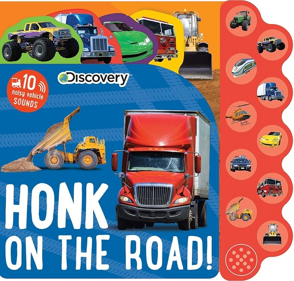 Discovery: Honk on the Road sound book