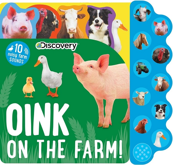 Discovery: Oink on the Farm sound book