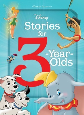 Disney Stories for 3 Year Olds book