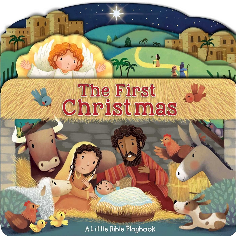 The First Christmas: A Little Bible Playbook